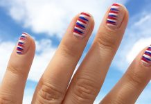 The Most Festive — & Least Cheesy — Nail Art For The 4th Of July