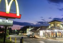 Fast-food restaurants represent the best and worst of America