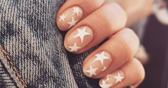 The Festive Nail Art Design We're Seeing Everywhere This Summer