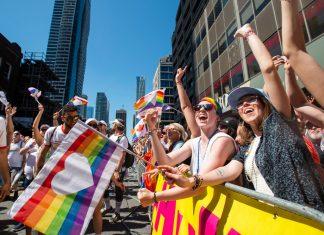 Acceptance rates of LGBTQ2 people declining among U.S. millennials: survey