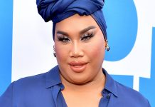 "Patrick Starrr Never Travels Without His ""Airport Wig"""
