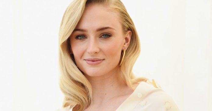 Sophie Turner Just Revealed Her Wedding Manicure — & It's So Chic