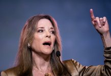 """Marianne Williamson and the rise of """"spiritual but not religious"""""""