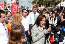 Democratic candidates demand closure of for-profit child detention facility