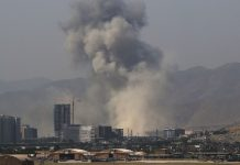 The Taliban has launched a major attack in Afghanistan's capital