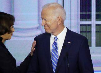 Post-debate polls show Biden's lead shrinking and Harris gaining