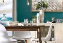 Here's How To Build The Perfect Home Color Palette (When You're Tired Of Plain White Walls)