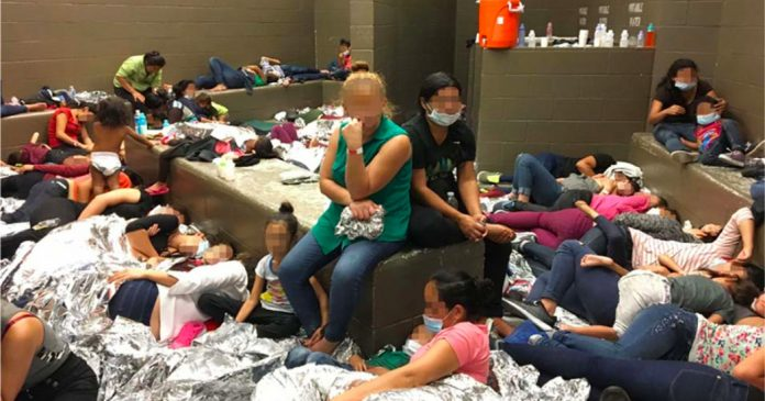 Reminder: Trump doesn't need to keep migrants in detention camps