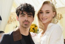 Sophie Turner's (Second) Wedding Dress Is Straight Out Of A Fairy Tale