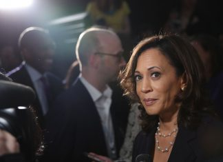 Kamala Harris is fielding questions about her stance on federally mandated busing