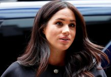 Meghan Markle Topped Off Her Messy Bun With The Cutest Madewell Hat