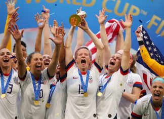 US women's soccer team wins its fourth World Cup