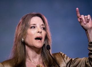 """I call her a modern-day prophet"": Marianne Williamson's followers want you to give her a chance"