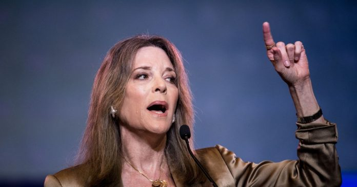"""""""I call her a modern-day prophet"""": Marianne Williamson's followers want you to give her a chance"""