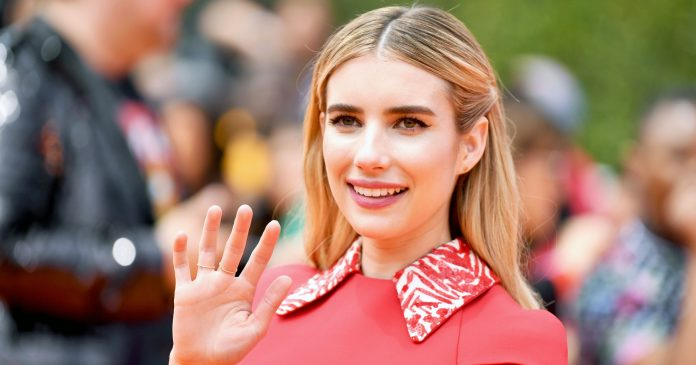 Emma Roberts Just Dyed Her Hair For The Summer — & It's Not What You'd Expect