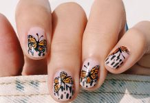 This Cutesy Nail-Art Trend Is A Total '90s Throwback