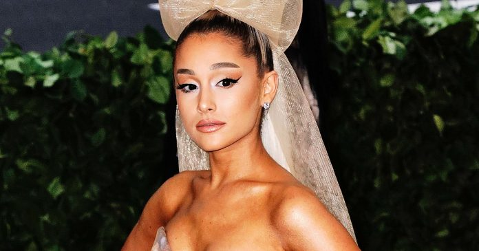 Ariana Grande Reminds Us That God Is, In Fact, A Woman On The Cover Of Vogue