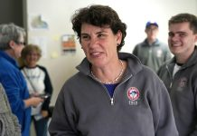 Amy McGrath Raised $2.5 Million To Beat Mitch McConnell In Her First 24 Hours