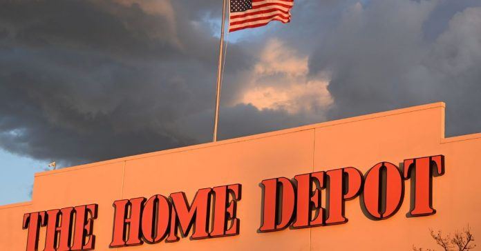 The latest politically motivated retail boycott? Home Depot.