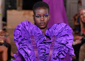 """Model Adut Akech: """"Everything I Got Bullied For, I Love Today"""""""