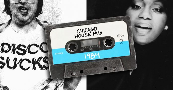 How Chicago built house music from the ashes of disco