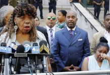 """They have let us down"": Eric Garner's family criticizes decision not to indict NYPD officer"