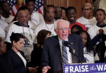 The controversy over Bernie Sanders's low-paid field staffers, explained