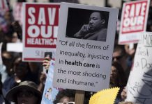"""How """"Medicare Extra"""" gets to universal coverage without single-payer"""