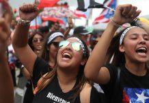 These Young Women Were At The Forefront Of Ousting Gov. Rosselló In Puerto Rico