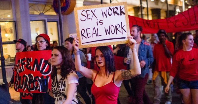 California Governor To Sign Bill Giving Sex Workers Safety In Reporting Crimes