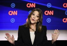 Is it me or is Marianne Williamson making a lot of sense?