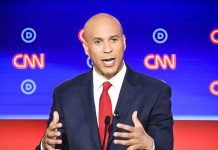 """""""That is kindergarten"""": Cory Booker says rejoining the Paris climate agreement is not enough"""