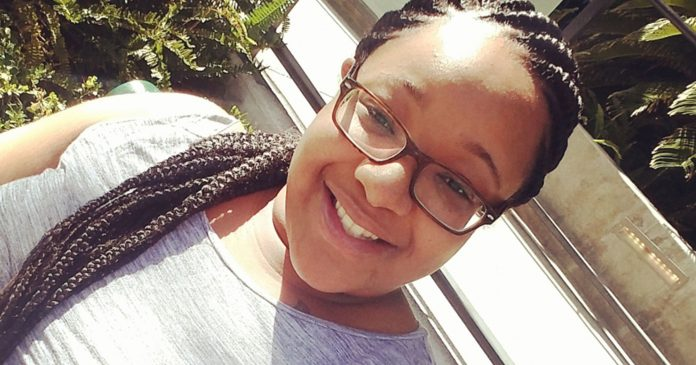 """""""Don't Give Me Condolences"""": Emerald Garner Demands Justice For Her Father"""