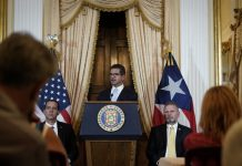 After weeks of protest, Puerto Rico has a new leader — for now