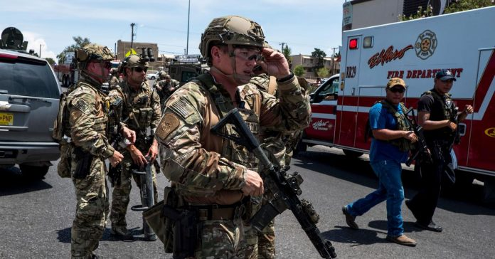 El Paso Walmart shooting: what we know