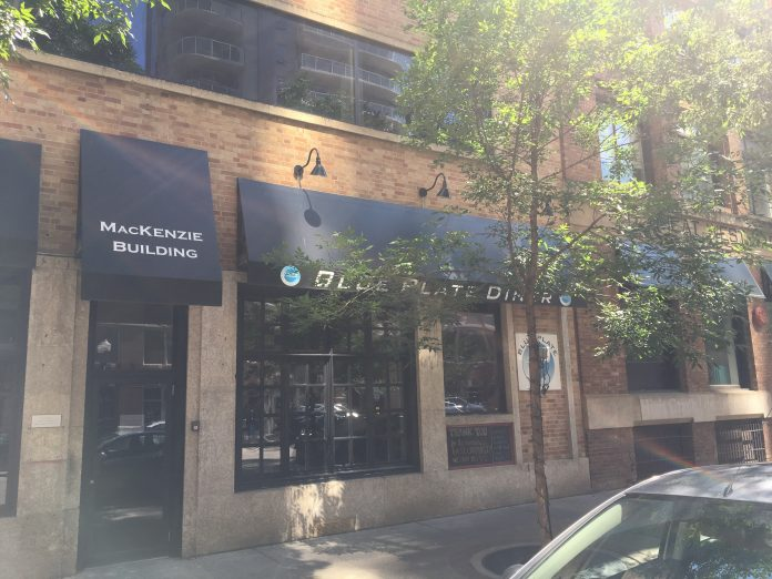 New restaurant to take up former Blue Plate Diner space in downtown Edmonton