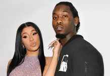 Cardi Catches Offset Doing Their Daughter's Hair — & It's The Cutest Moment Ever