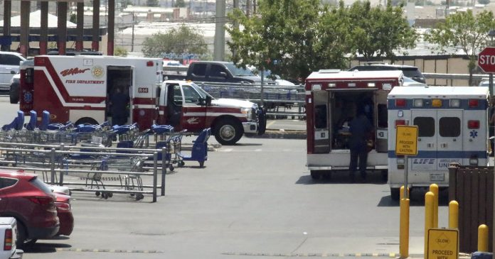 Death Toll In El Paso Mass Shooting Rises To 22