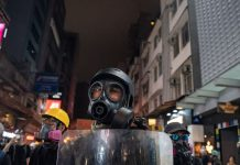 Hong Kong protests continue for a 10th week in face of Beijing's threats