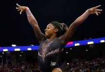 Simone Biles Just Became The First Woman To Land ANOTHER Flip