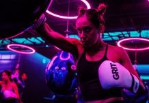 The New NYC Workout Studio GRIT BXNG Will Push You To Your Limit In The Best Way