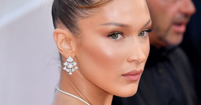 Bella Hadid Just Went Full-On Blonde After Her Rumored Breakup