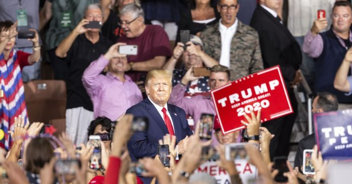 Trump's obsession with crowd sizes, explained