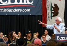 Bernie Sanders takes on Facebook and Google for destroying local media