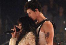"Shawn Mendes & Camila Cabello Lit Up The VMAs Stage For ""Señorita"""