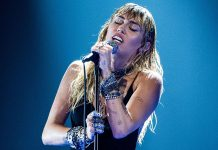 Miley Cyrus Just Unveiled A New Breakup Tattoo At The MTV VMAs