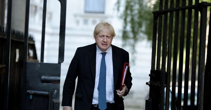 Vox Sentences: Boris calls the queen