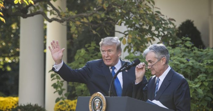 Donald Trump's escalating war of words with Fed Chair Jay Powell, explained