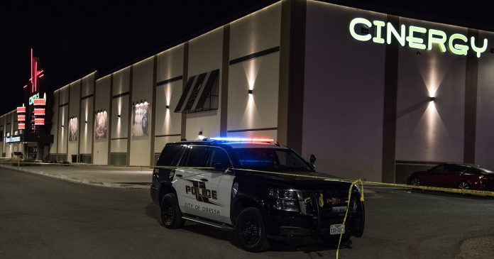 Shooting In West Texas Leaves 8 Dead Including Gunman, 20 More Injured