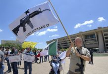 Gun laws were loosened in Texas the day after the state's second mass shooting in a month